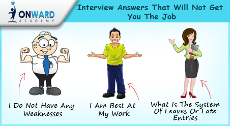 6 Interview Answers that Will