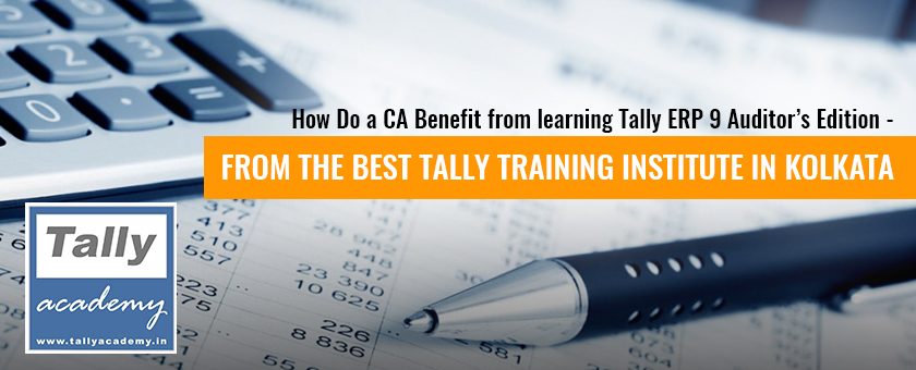 Tally Training in Kolkata