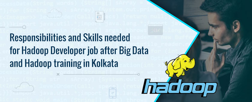 Big Data and Hadoop training in Kolkata