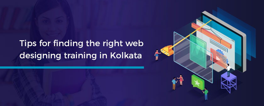 web designing training kolkata