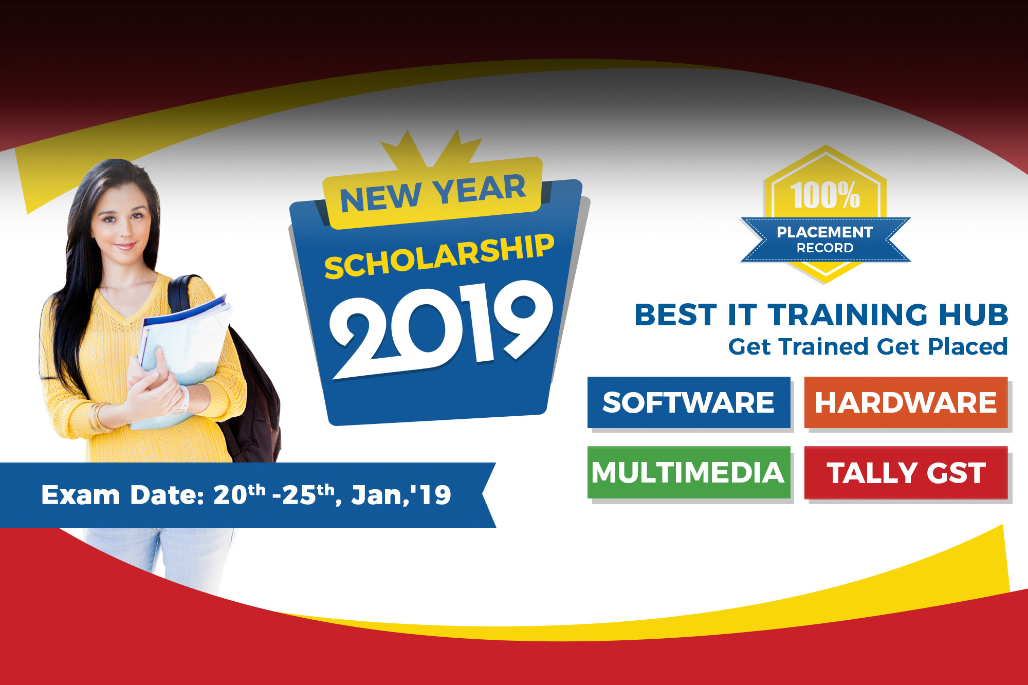 New Year Scholarship 2019
