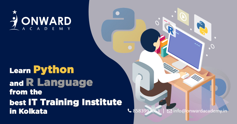 Learn Python and R Language from the Best IT Training Institute in Kolkata