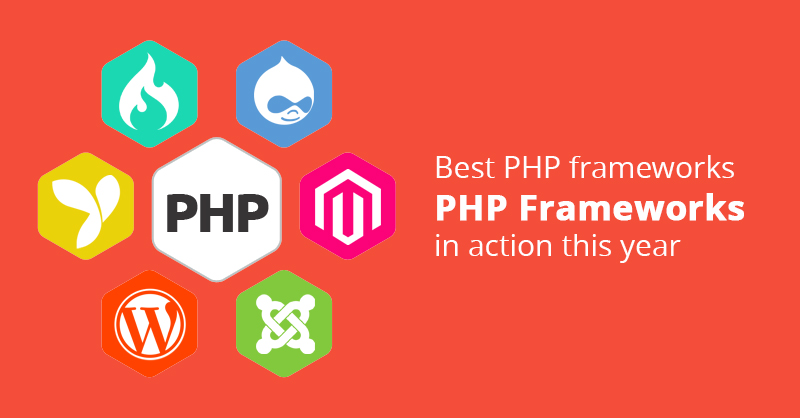 Best PHP Frameworks in Action This Year